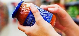 rotulagem alimentar