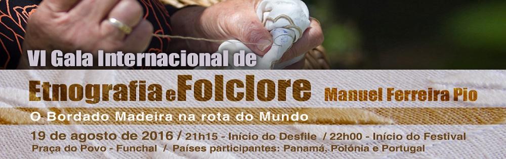 VI gala internacional de etnografia banner