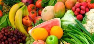 Fruta legumes capa
