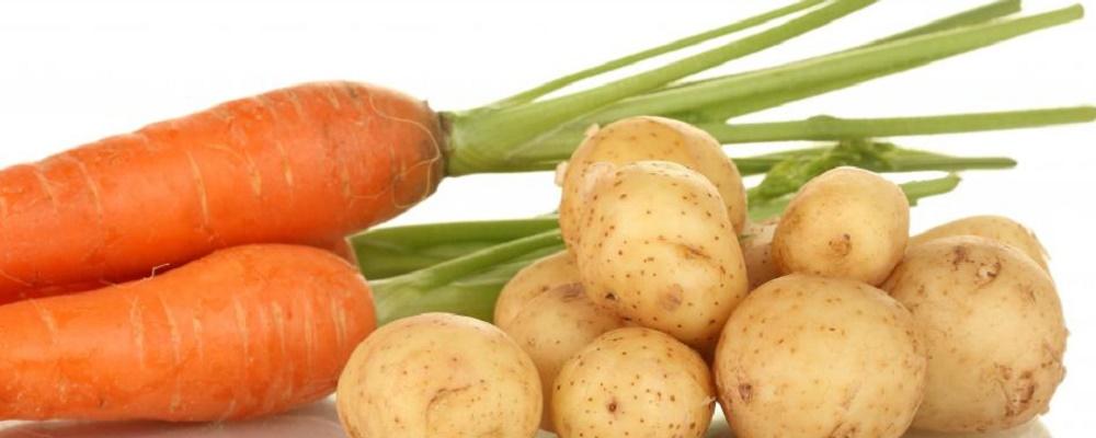 cenoura batata destaque