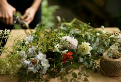 arranjos florais capa