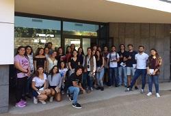 visita de estudo escola Jaime Moniz capa