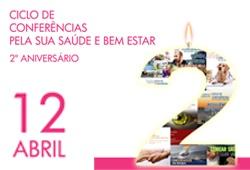 ciclo de conferencias abril2019 2 aniversario capa