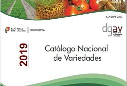 catalogo variedades horticolas 2019 capa