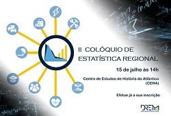 II coloquio estatistica regional 2019 capa