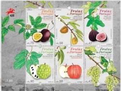 selos frutos portugal anona