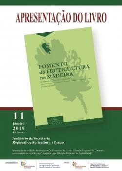 fomento fruticultura apresentacao SRAP cartaz