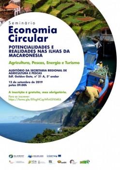 seminario economia circular cartaz