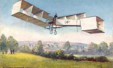 grandes invencoes aviao