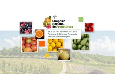 simposio fruticultura cartaz