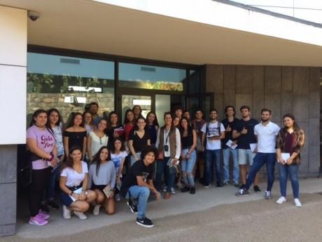visita de estudo escola Jaime Moniz1