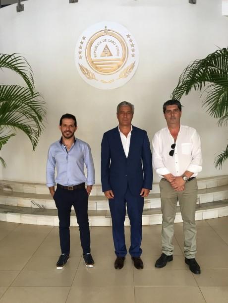 cooperacao bilateral Madeira Cabo Verde
