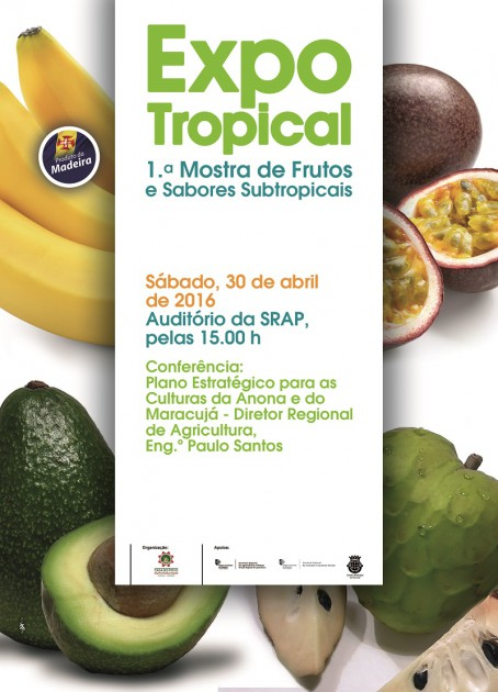 expotropical conferencia cartaz
