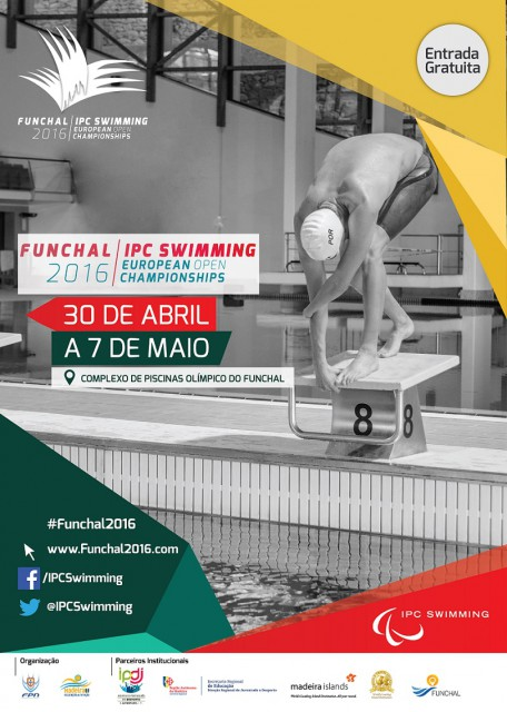 ipc swimming cartaz