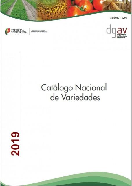 catalogo nacional variedades horticolas 2019 capa