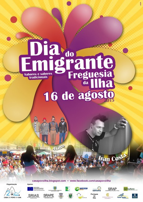 dia do emigrante2015 CARTAZ