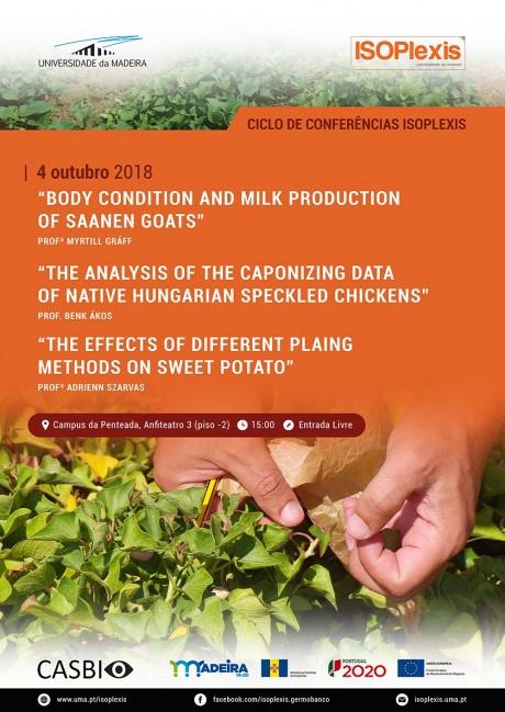 conferencias isoplexis outubro2018 CARTAZ