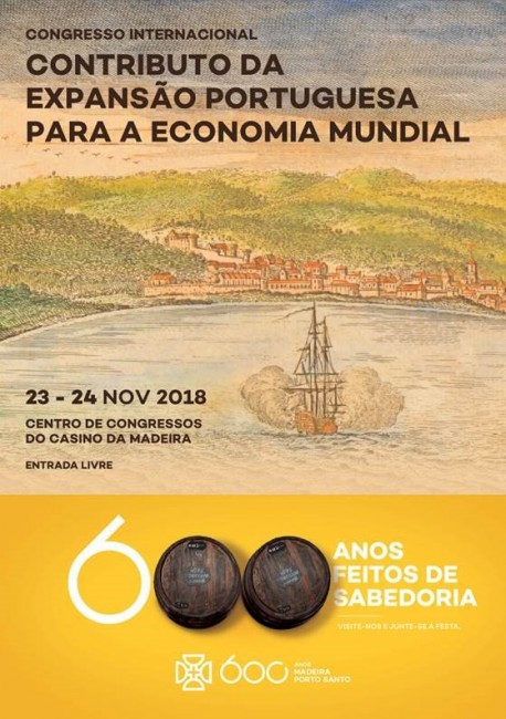 congresso internacional expan portuguesa economia mundial CARTAZ