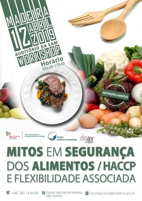 HACCP abril2019 CARTAZ
