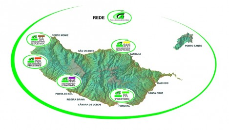 rede ca mapa atual