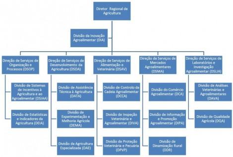 Organograma DRA