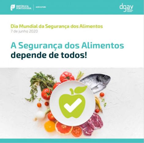Dia Mundial Seguranca dos Alimentos capa public DGAV