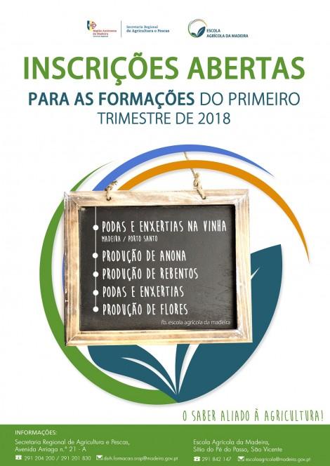 EAM formacao 1 trimestre2018 CARTAZ