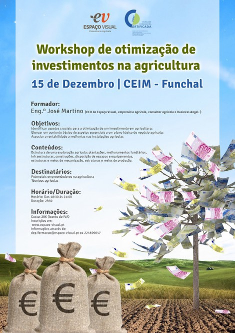 workshop otimizacao CARTAZ