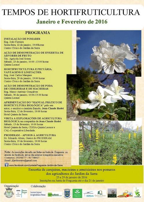 tempos de hortifruticultura2016